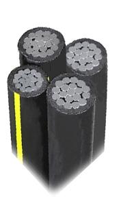 4 awg quadruplex aluminum wire with best price