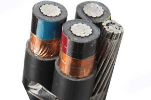 3+1 core 11kv aerial bunched cable